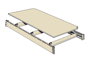 Wide Span Deck Kits